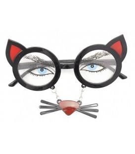 Очки карнавальные «Феникс Презент» 16*10*14 см, «Котик»