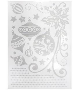 Украшение настенное новогоднее «Феникс Презент» 35*50 см, «Новогодние орнаменты»