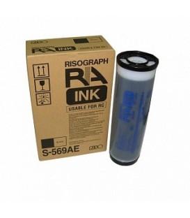 Краска RISO RA/RC черная S-569