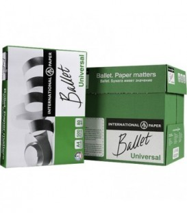 """Бумага A4 80г/м 500л """"Ballet universal"""" ColorLok Хит"""