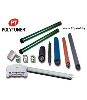 Магнитный вал (в сборе, пластиковая втулка) HP LJ 1010/1012/1015/1020/3015, Polytoner