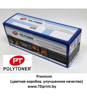 Картридж HP CC530/CE410A/CF380A, 3.5K, черный, Polytoner Premium