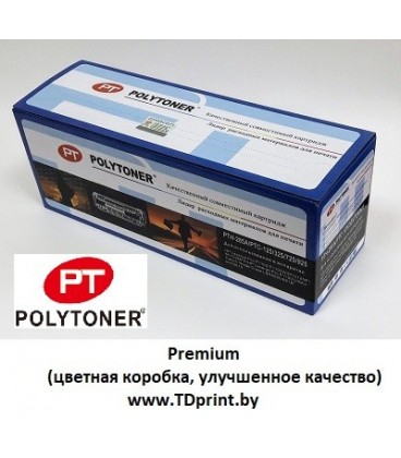 Тонер-картридж Kyocera ES M2235/M2735/M2835/ P2335 3K, с чипом, Polytoner Premium (TK-1200)