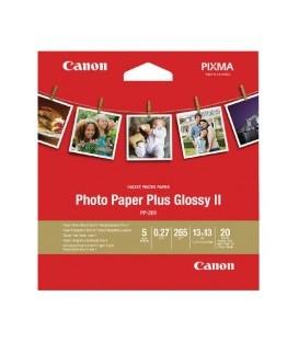 Фотобумага Canon PP-201 5x5 inch 20SH фотобумага
