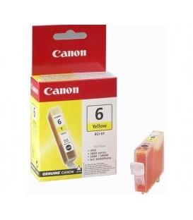 Картридж Canon BCI-6 Y желтый струйный картридж