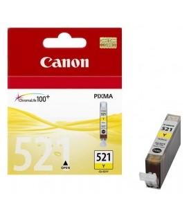 Картридж Canon INK-CRG CLI-521Y EMB струйный картридж