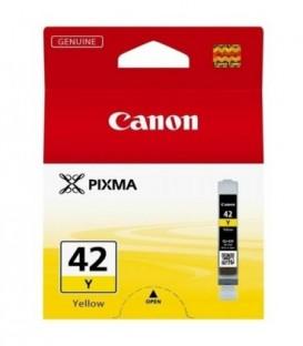 Картридж Canon CLI-42 Y желтый струйный картридж