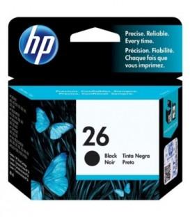 Картридж 51626AE HP 26 Large Black Original Ink Cartridge картридж со встроенной печатающей головкой