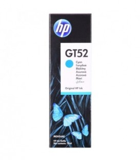 Картридж M0H54AE HP GT52 Cyan Original Ink Bottle картридж