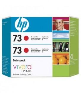 Картридж CD952A HP 73 Хроматический Красный струйный картридж сдвоенная упаковка