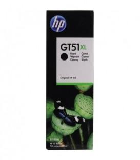 Картридж X4E40AE HP GT51XL 135-ml Black Original Ink Bottle картридж увеличенной емкости