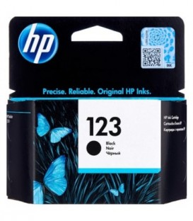 Картридж F6V17AE HP 123 Black Original Ink Cartridge картридж со встроенной печатающей головкой
