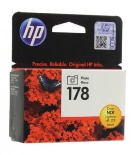 Картридж CB317HE HP 178 фото черный струйный картридж