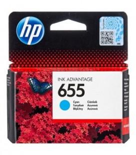 Картридж CZ110AE HP 655 голубой струйный картридж