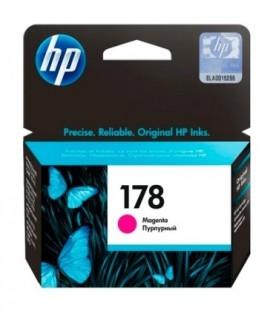 Картридж CB319HE HP 178 пурпурный струйный картридж
