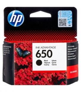 Картридж CZ101AE HP 650 Black Original Ink Cartridge картридж со встроенной печатающей головкой
