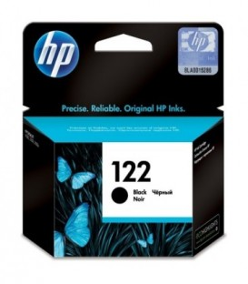 Картридж CH561HE HP 122 Black Original Ink Cartridge картридж со встроенной печатающей головкой