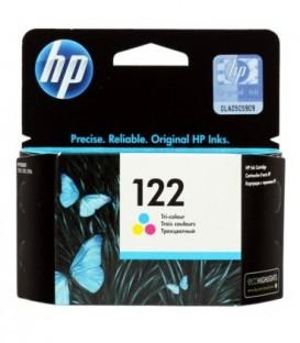 Картридж CH562HE HP 122 Tri-colour Original Ink Cartridge картридж со встроенной печатающей головкой