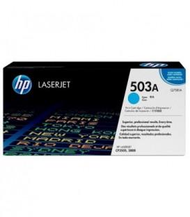 Картридж Q7581A HP 503A голубой лазерный картридж