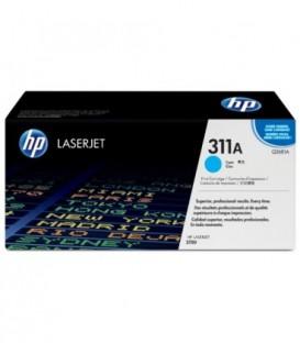 Картридж Q2681A HP 311A голубой лазерный картридж