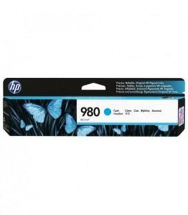 Картридж D8J07A HP 980 голубой струйный картридж