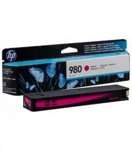 Картридж D8J08A HP 980 пурпурный струйный картридж
