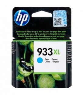 Картридж CN054AE HP 933XL Голубой струйный картридж увеличенной ёмкости