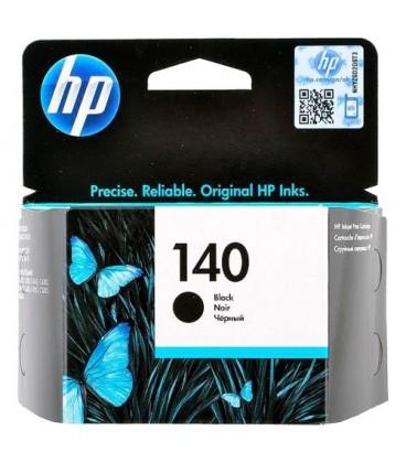 Картридж CB335HE HP 140 черный струйный картридж со встроенной печатающей головкой