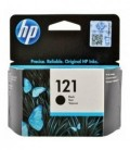 Картридж CC640HE HP 121 Black Ink Cartridge струйный картридж со встроенной печатающей головкой