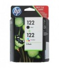 Картридж CR340HE HP 122 Original Ink Cartridge 2-pack картридж со встроенной печатающей головкой