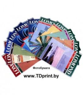 Бумага Lomond полуглянцевая 1х185г,20л,А4,Bright