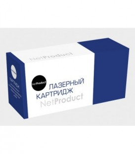 Картридж HP CLJ CP1025/CP1025nw/Canon LBP-7010C/7018 (NetProduct) NEW CE310A, BK, 1,2K