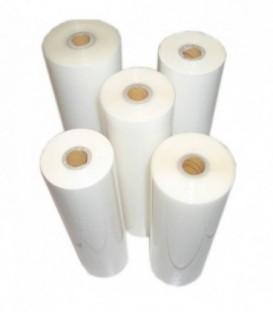 Пленка для ламирироания рулонная 450мм*200м,32 мкм глянец