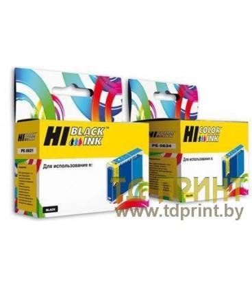 Картридж HP CC641HE/№121XL, черный, Hi-Black