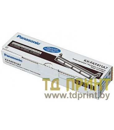 Тонер-картридж KX-FAT411A Panasonic KX-MB1900/2000/2020/2030/2051/2061, ориг.
