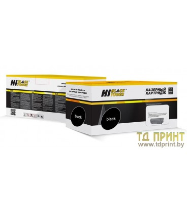 Тонер-картридж Kyocera FS-C5150DN, туба, 2,8K, Hi-Black (TK-580Y), желтый