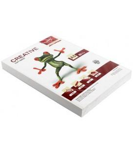 Бумага офисная Creative А5 (148*210 мм), 80 г/м2, 200 л, в полипропиленовой пленке
