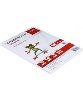 Бумага офисная Kris «Студенческая» А4 (210*297 мм), 80 г/м2, 100 л., белая