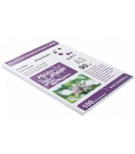 Бумага для струйной фотопечати матовая односторонняя Colortek А3 (297*420 мм), 90 г/м2, 100 л.