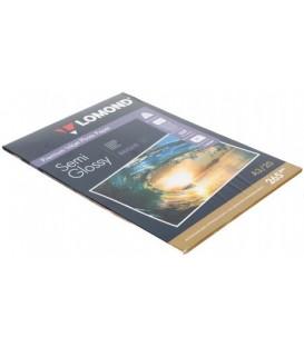 Бумага для струйной фотопечати полуглянцевая Lomond А3 (297*420 мм), 265 г/м2, 20 л., двусторонняя