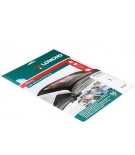 Самоклеящаяся фотобумага Lomond А4 (210*297 мм), 1 шт., 25 л., глянцевая