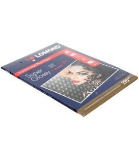 Бумага для струйной фотопечати суперглянцевая Lomond А3 (297*420 мм), 295 г/м2, 20 л., односторонняя