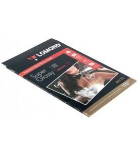 Бумага для струйной фотопечати суперглянцевая Lomond А4 (210*297 мм), 170 г/м2, 20 л., односторонняя