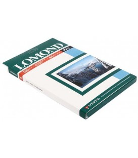 Бумага для струйной фотопечати матовая односторонняя Lomond А5 (210*148 мм), 180 г/м2, 50 л., односторонняя
