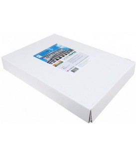 Бумага для лазерной фотопечати матовая двусторонняя Lomond А3 (297*420 мм), 200 г/м2, 250 л., матовая, двусторонняя