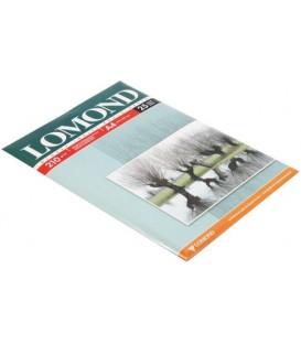 Бумага для струйной фотопечати глянцевая/матовая двусторонняя Lomond А4 (210*297 мм), 210 г/м2, 25 л.