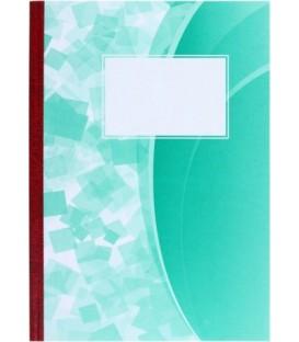 Книга учета «Красная звезда» 200*284 мм, 100 л., линия