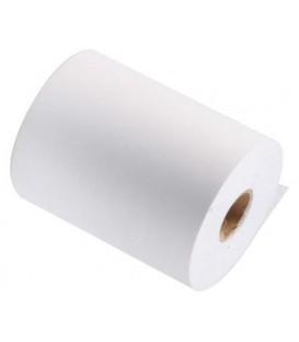 Бумага в рулонах офсетная 105*25*87 мм, 65 г/м2