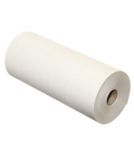 Бумага рулонная типографская «ГофроБУМ» 210*25 мм, 70 м, 45 г/м2,