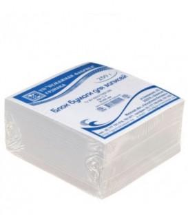 Блок бумаги для заметок «Куб» 90*90*50 мм, непроклеенный